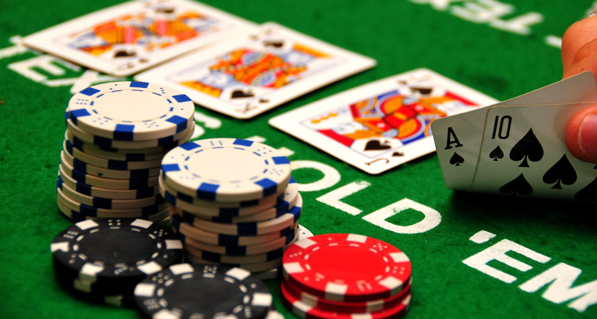 Online Poker Gambling Website -An Ideal Option To Play Online Games