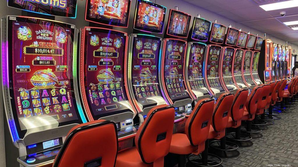 james bond slot machine online