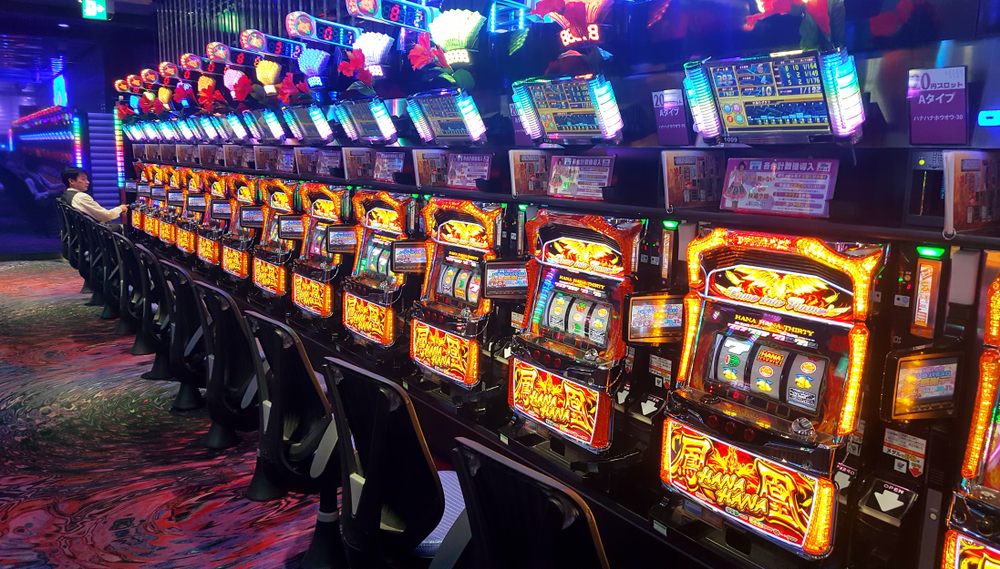 Plans Slots Betting